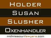 Holder Susan Slusher Oxenhandler