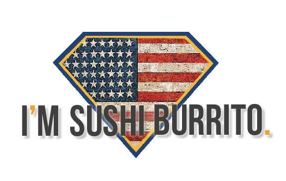 I Am Sushi Burrito
