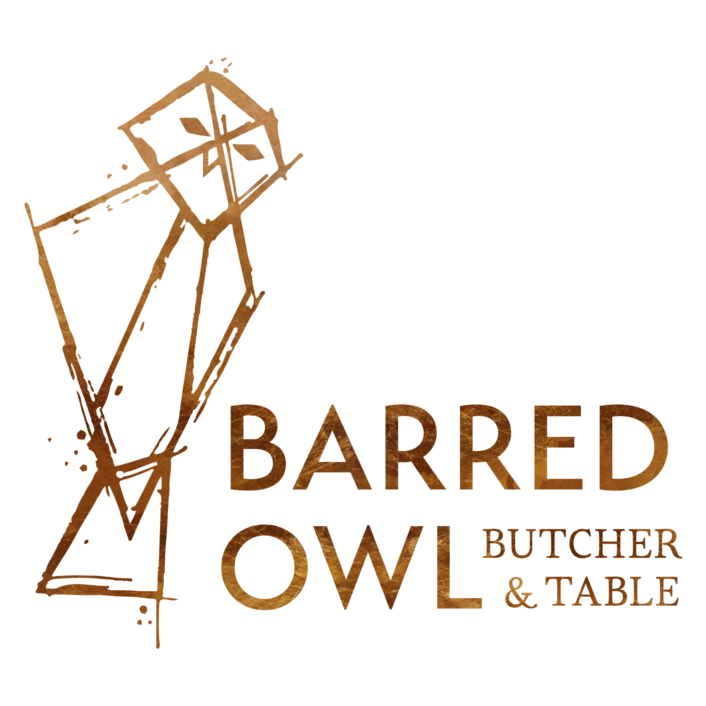 Barred Owl Butcher