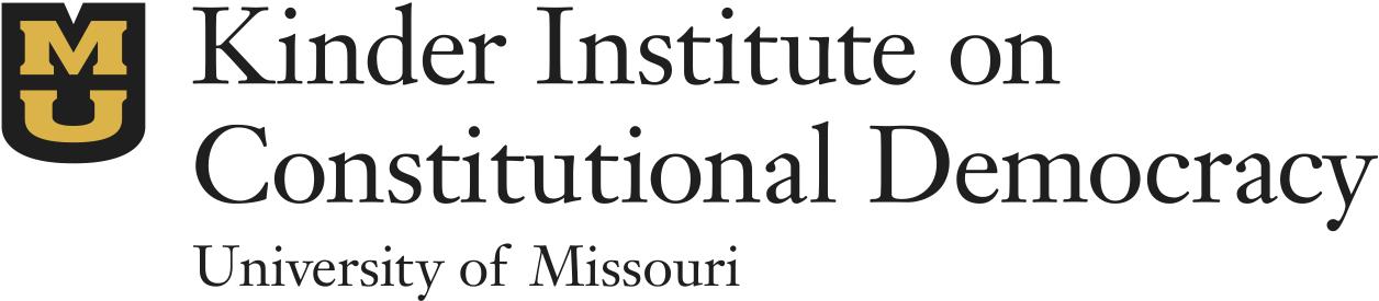 Kinder Institute on Constitutional  Democracy